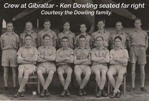 Flight Lieutenant Kenneth Littlejohn Dowling 40055