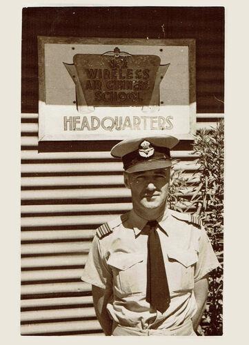 Wing Commander James Eric REYNOLDS