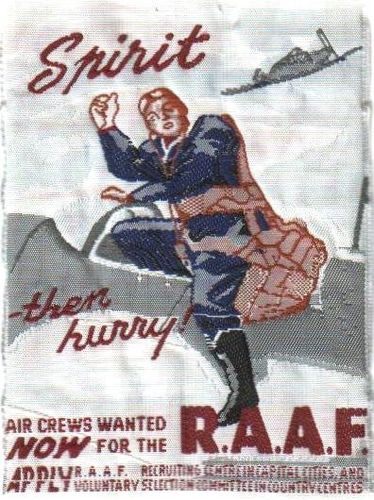 POSTER Recruiting for RAAF Empire training Scheme