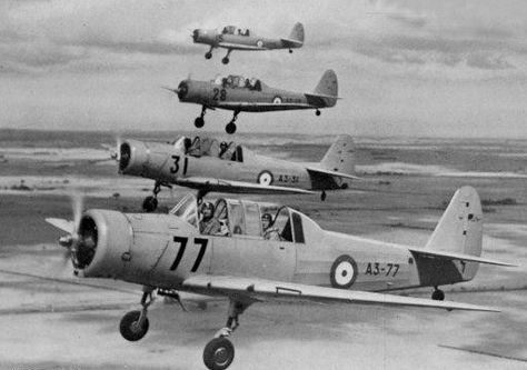 Wackett trainer aircraft 96