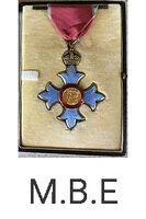 Member of the British Empire