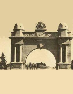 Arch of Victory Ballarat