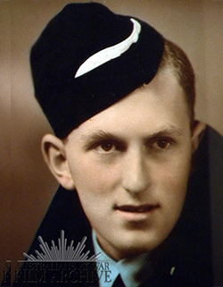Flying Officer Francis Noel Miller PETCH