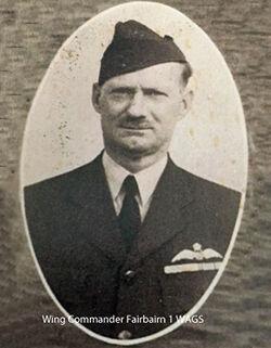 Wing Commander Charles Osborne FAIRBAIRN