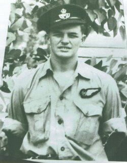 Warrant Officer Tom Hodge RUNNALLS