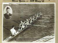 1 W.A.G.S. winning rowing team.