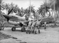 AWM 026648 - RAAF Milne Bay Papua September 1942