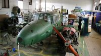Avro Anson Air Museum Ballarat Aerodrome
