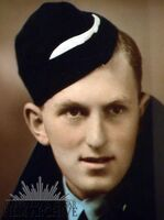 Flying Officer Francis Noel Miller PETCH - 1 WAGS 1943