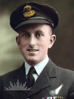 Flying Officer Francis Noel Miller PETCH - 1 WAGS 1944