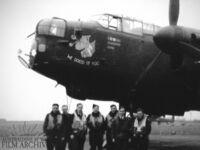 Flying Officer Francis Noel Miller PETCH - Crew 1944 R.