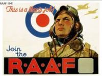 RAAF Recruitment Poster