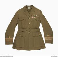 Wing Commander Charles Osborne Fairbairn OBE AFC Uniform