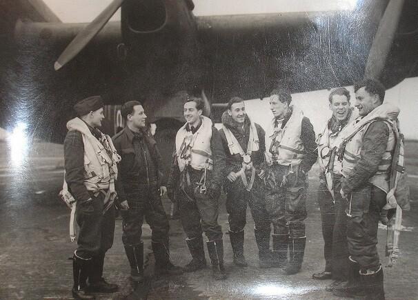 1 WAGS - BROWN William Haig - 416948 Crew