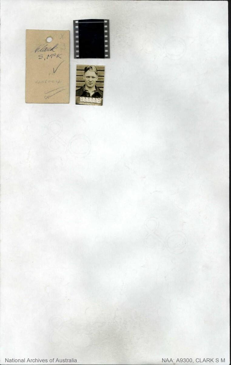 1 WAGS - CLARK Selwyn McKenzie - 406004