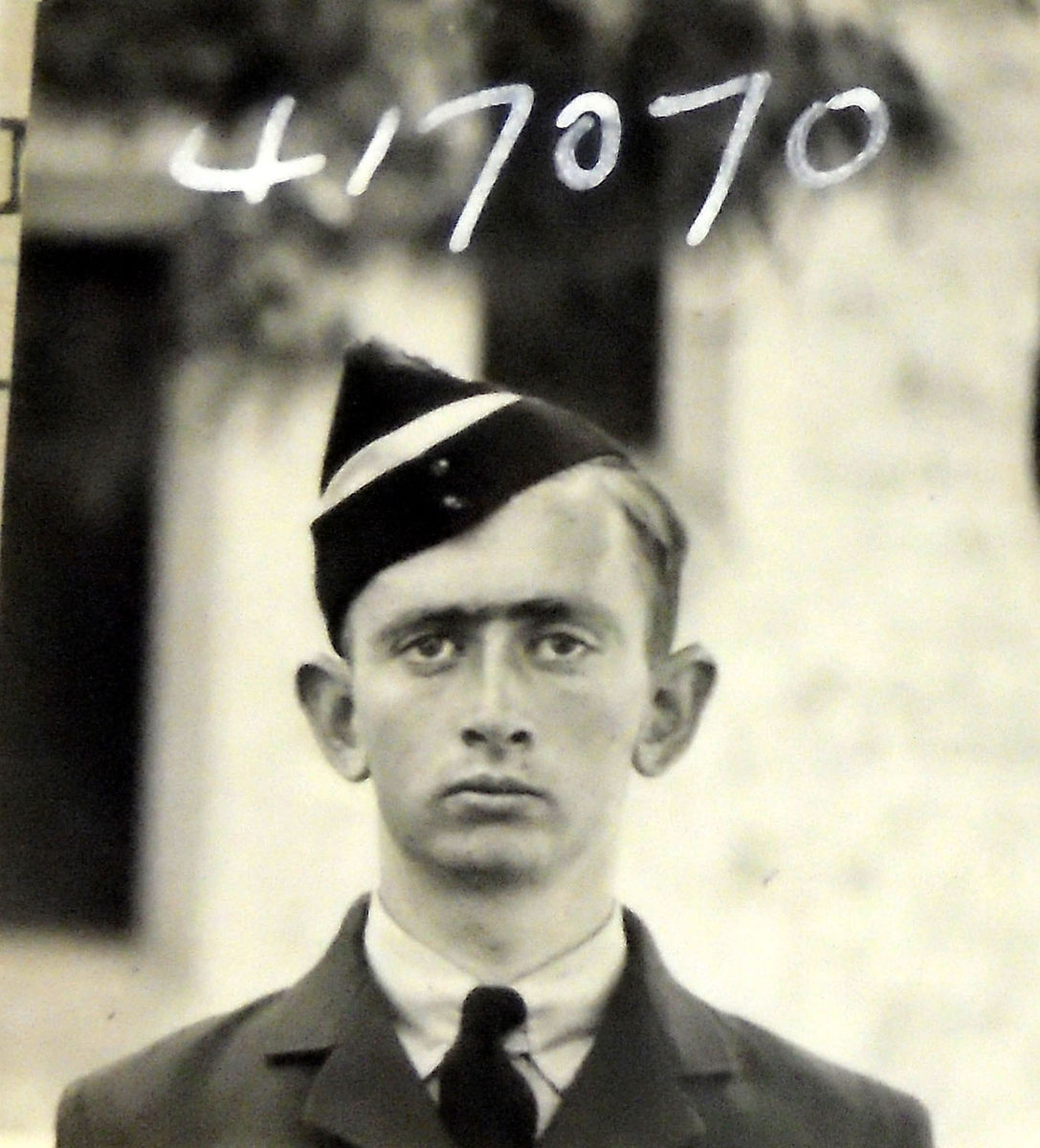1WAGS - GRANT Clive Douglas - Service Number 417070