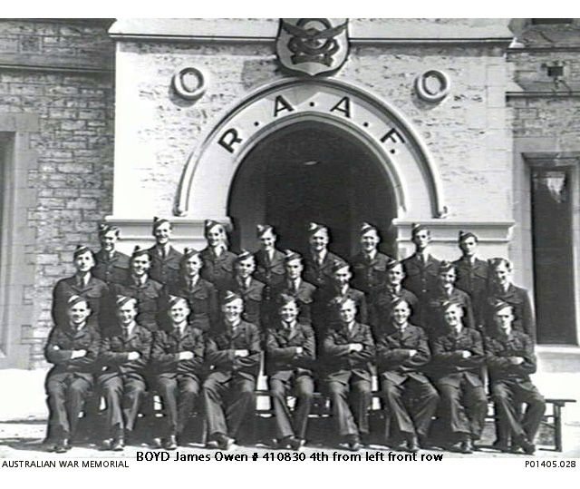 1WAGS - Boyd James Owen - Service Number 410830 (4th from left front row_edited-1)