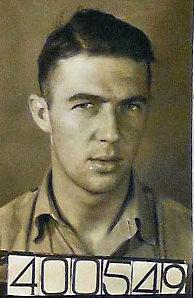 1WAGS - ADAMSON Leonard George - Service Number 400549