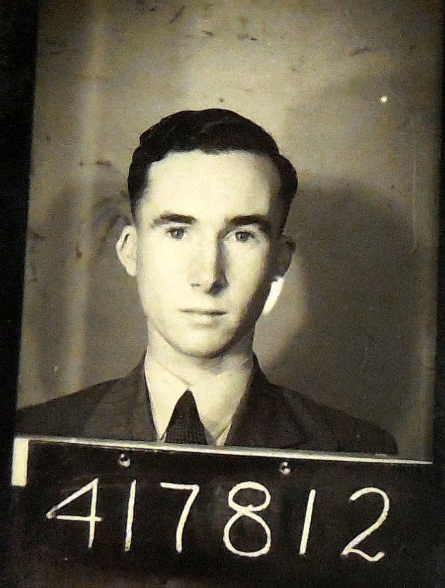 1WAGS - CUMMINGS Ronald Irving - Service Number 417812