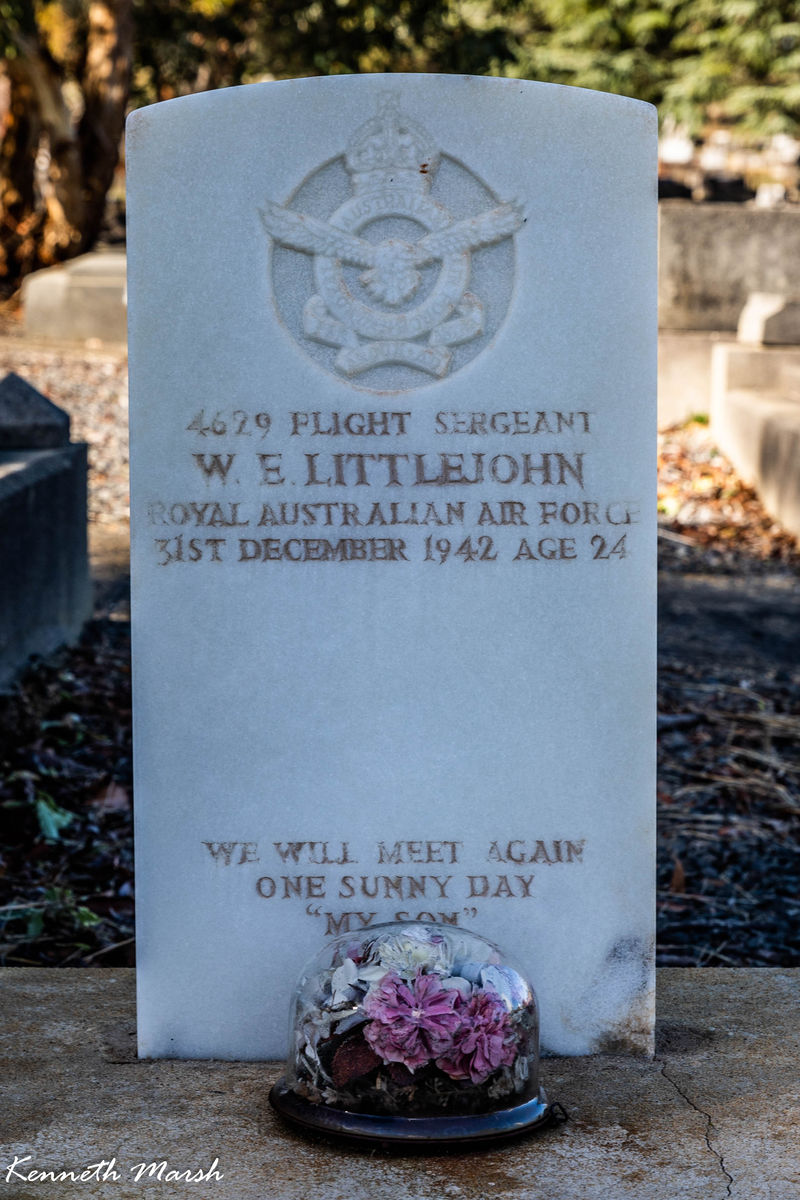 1WAGS - LITTLEJOHN William Edward - Service Number 4629