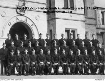 O'NEILL, Richard Glasson - Service Number 415949 | 1WAGS Ballarat