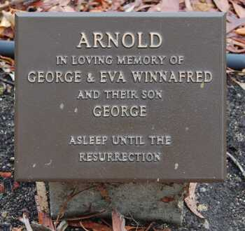 1 WAGS - ARNOLD George 407760