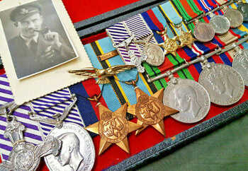 1 WAGS - CROLL Alexander James - 406774 Medals