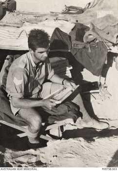 DOWNTON [CGM], George Alban - Service Number 401206 | 1WAGS Ballarat