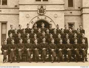 Du BOULAY [BEM], Donald Houssemayne - Service Number 427452 | 1WAGS Ballarat