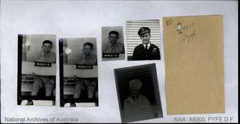 FYFE [DFC], Douglas Ferguson - Service Number 408613 | 1WAGS Ballarat