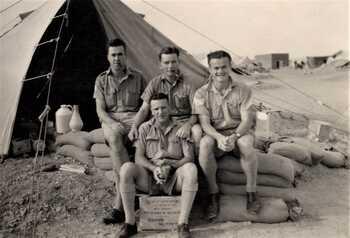 GILES, Donald Bruce - Service Number 407498 | 1WAGS Ballarat