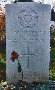 JORDAN, Aidan - Service Number 429663 | 1WAGS Ballarat