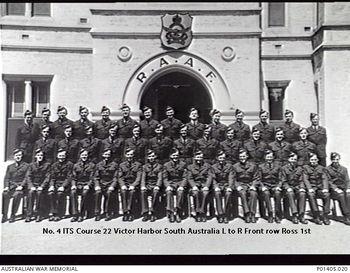 ROSS, Alan Barton - Service Number 417001 | 1WAGS Ballarat