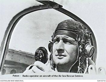PATON, Alan Franklin - Service Number 400512 | 1WAGS Ballarat