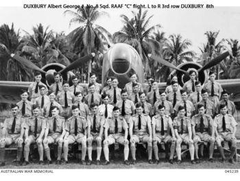 DUXBURY, Albert George - Service Number 400343 | 1WAGS Ballarat