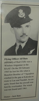 BATE, Alfred Vincent Eric - Service Number 431161 | 1WAGS Ballarat