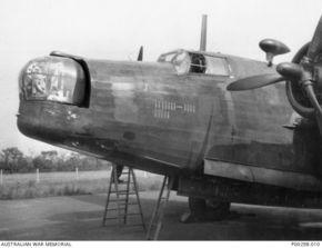 BALLEINE, Bernard George Payn Lovelock - Service Number 407280 | 1WAGS Ballarat