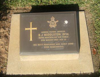 MIDDLETON [DFM], Bertram John - Service Number 408052 | 1WAGS Ballarat