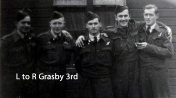 GRASBY, Brian Gordon - Service Number 417176 | 1WAGS Ballarat