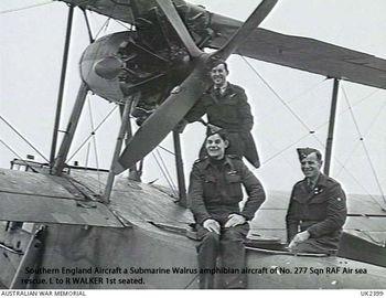 WALKER, Cecil Gloucester - Service Number 406336 | 1WAGS Ballarat