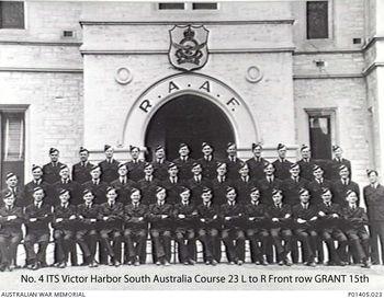 GRANT, Clive Douglas - Service Number 417070 | 1WAGS Ballarat