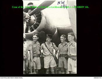 EMERY, Donald Arthur - Service Number 416080 | 1WAGS Ballarat