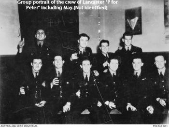 May, Donald Bernard - Service Number 429820 | 1WAGS Ballarat