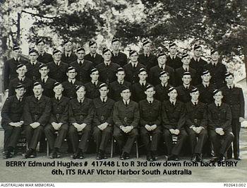 BERRY, Edmund Hughes - Service Number 417448 | 1WAGS Ballarat