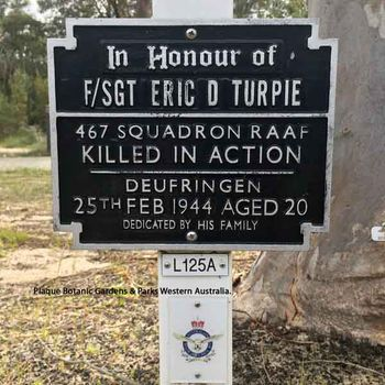 TURPIE, Eric Dudley - Service Number 415595 | 1WAGS Ballarat