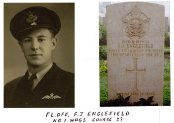 1WAGS - ENGLEFIELD Francis John - Service Number 410965