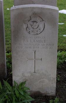 LAMBLE, Francis Stephen - Service Number 400388 | 1WAGS Ballarat
