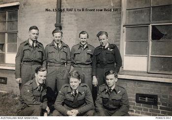 REID, Frank Bruce - Service Number 429738 | 1WAGS Ballarat