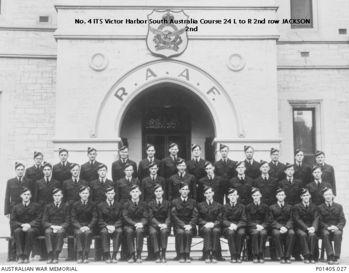 JACKSON, Frank Martin - Service Number 417195 | 1WAGS Ballarat