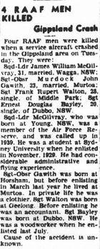 WALTON, Frank Rupert - Service Number 401290 | 1WAGS Ballarat